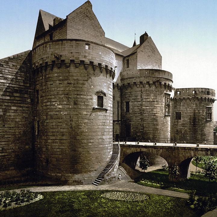 Château des Ducs de Bretagne en Loire Atlantique