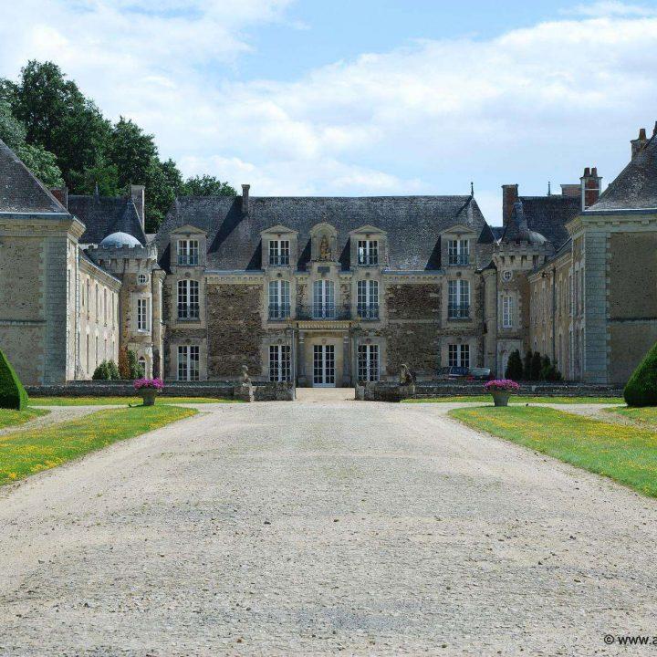 Château de la Lorie en ANjou