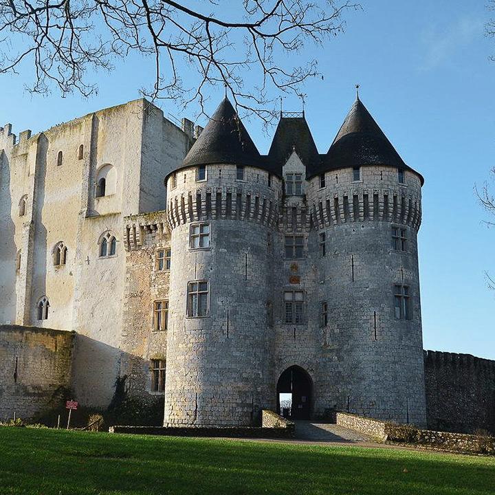 Château Saint Jean à Nogent le rotrou dans l'Eure et Loir