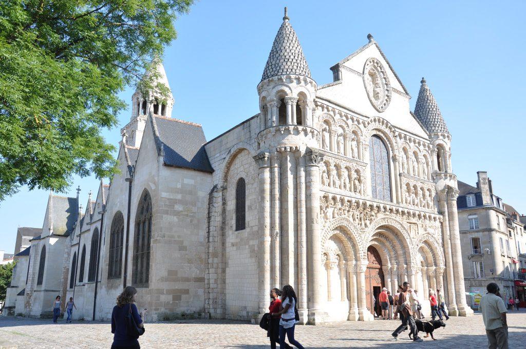Eglise Notre-Dame-la-Grande, Poitiers