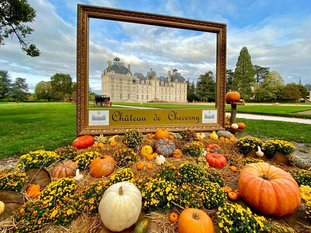 Fête de l'Automne au château de Cheverny