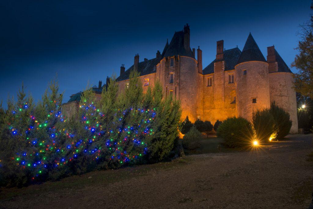 Noël au Château de Meung sur Loire
