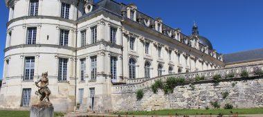 Le château de Valençay, un site chargé d'histoire
