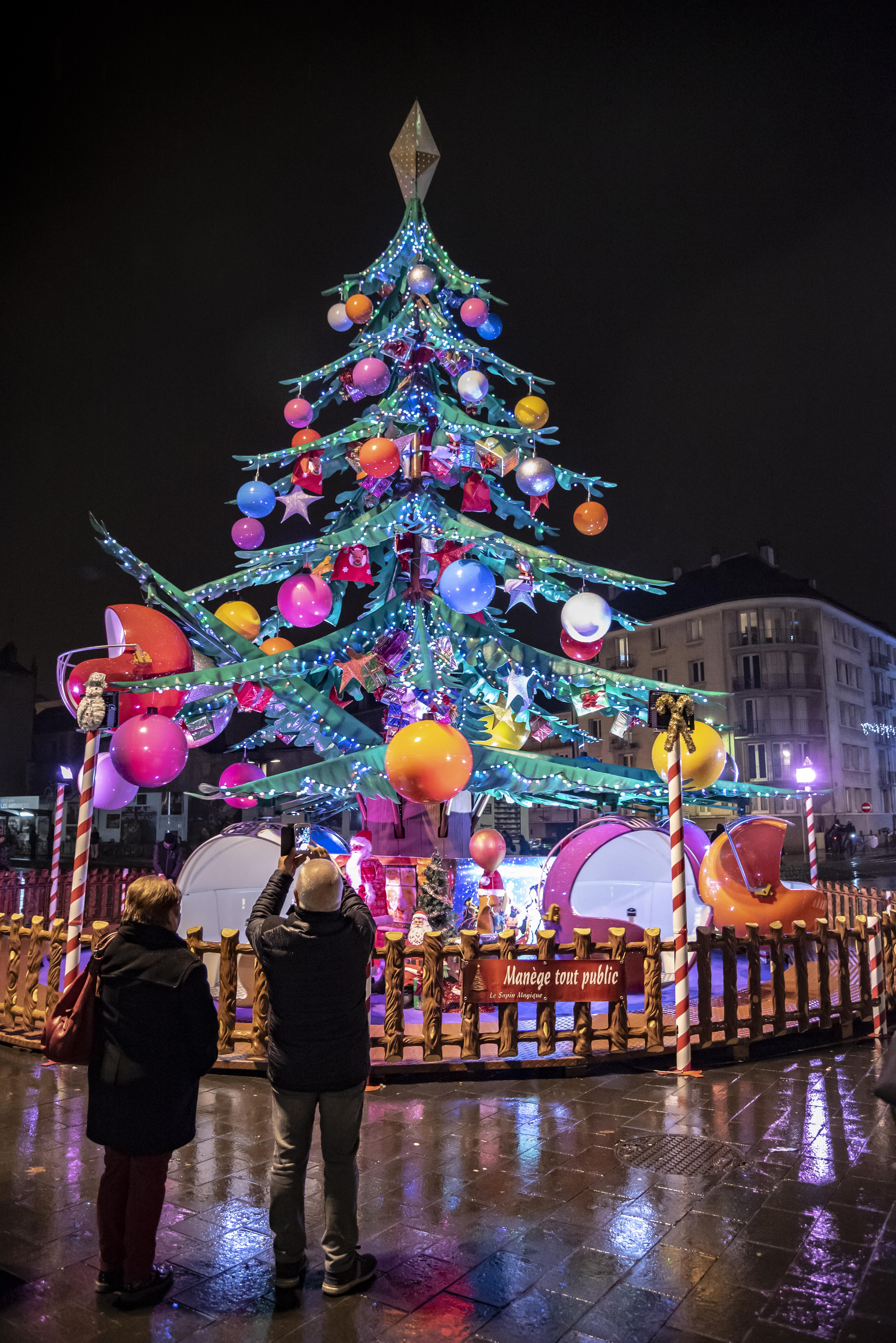Les Plus Beaux Marches De Noel 2019 En Val De Loire Val De