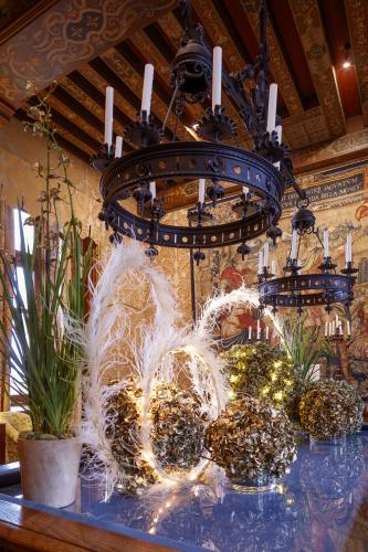Noël au château de Chaumont-sur-Loire