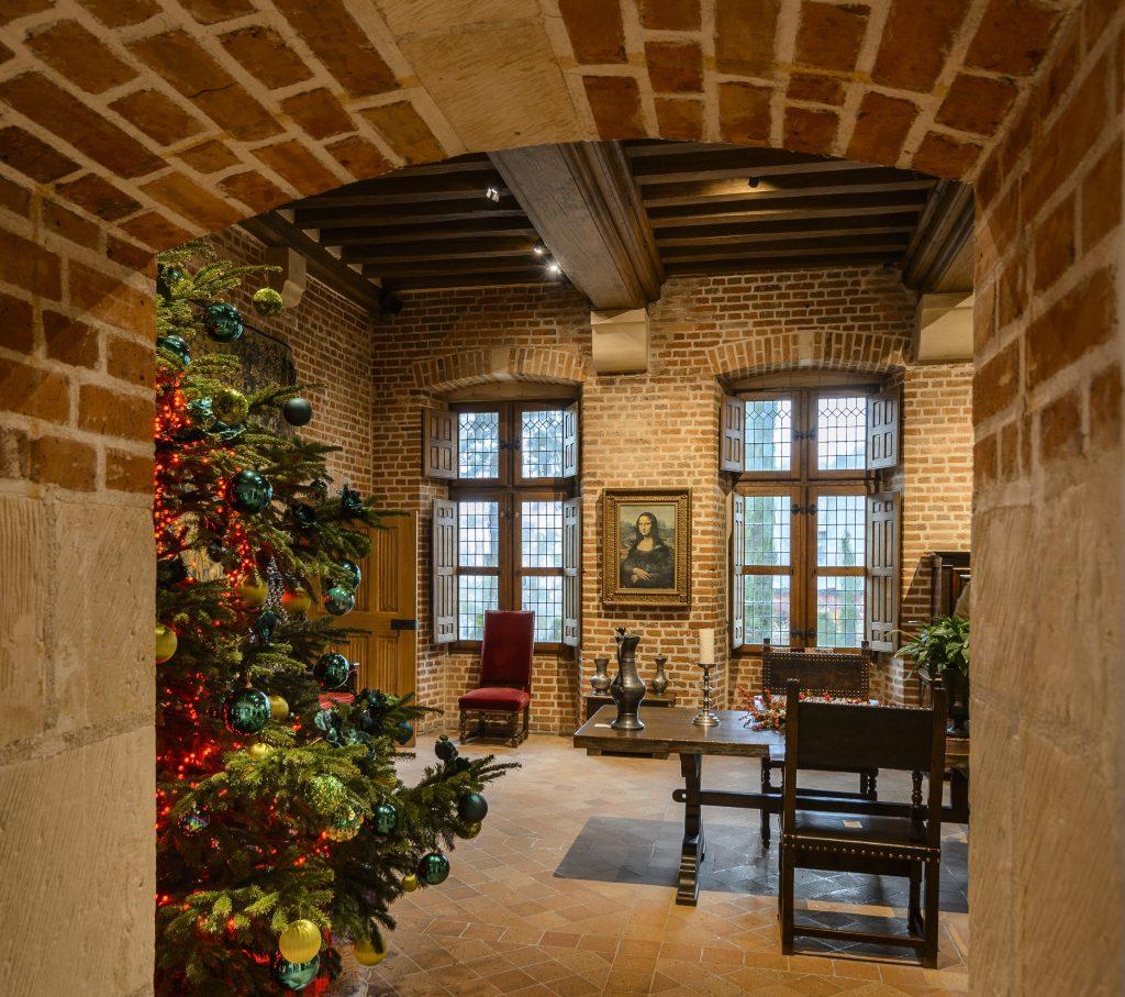 Noël au Château du Clos Lucé