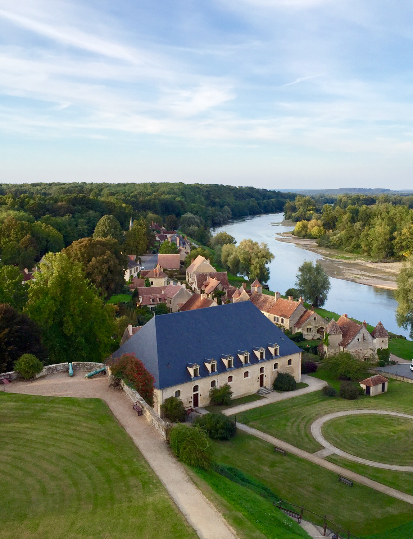 Village d'Apremont-sur-Allier