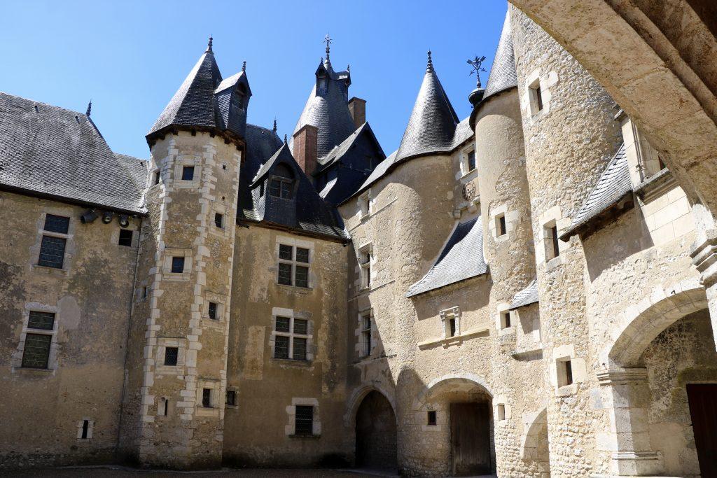 Chateau Fougeres-sur-Bievre