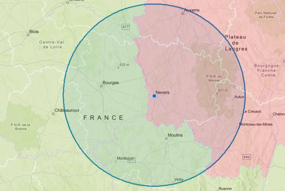 100km Nevers