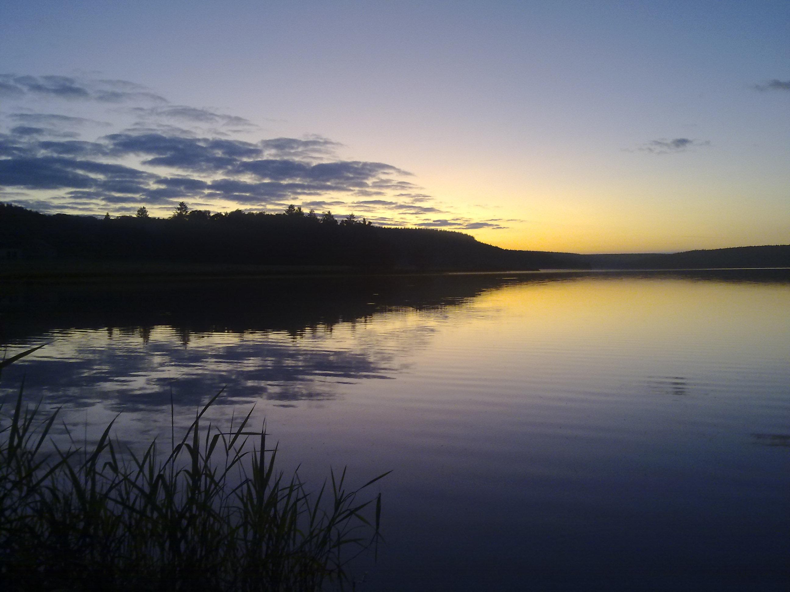 Lac Saint Agnan Nièvre