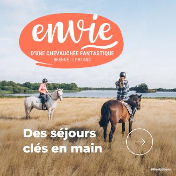 Envie de cavaler en région Centre-Val de Loire