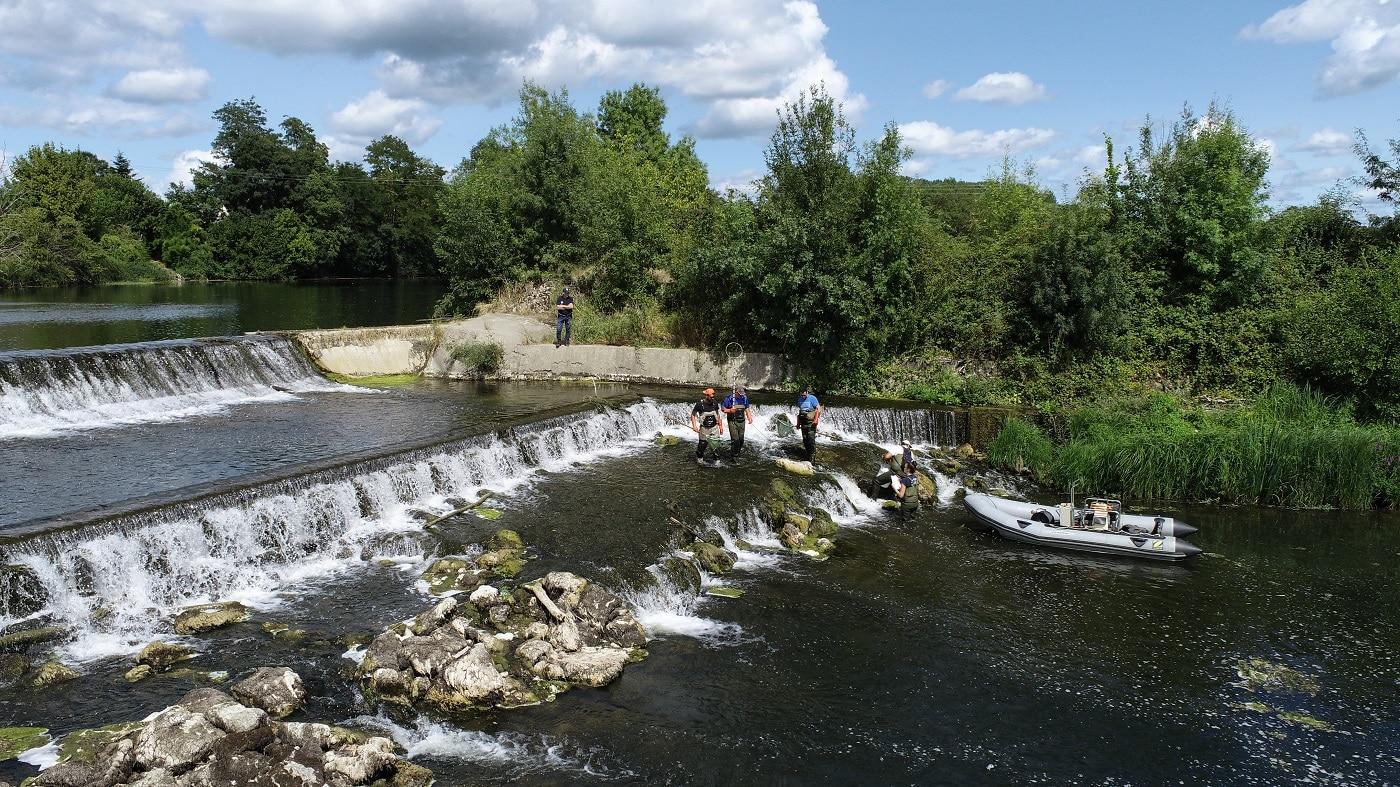 Aménagement fluvial Loire