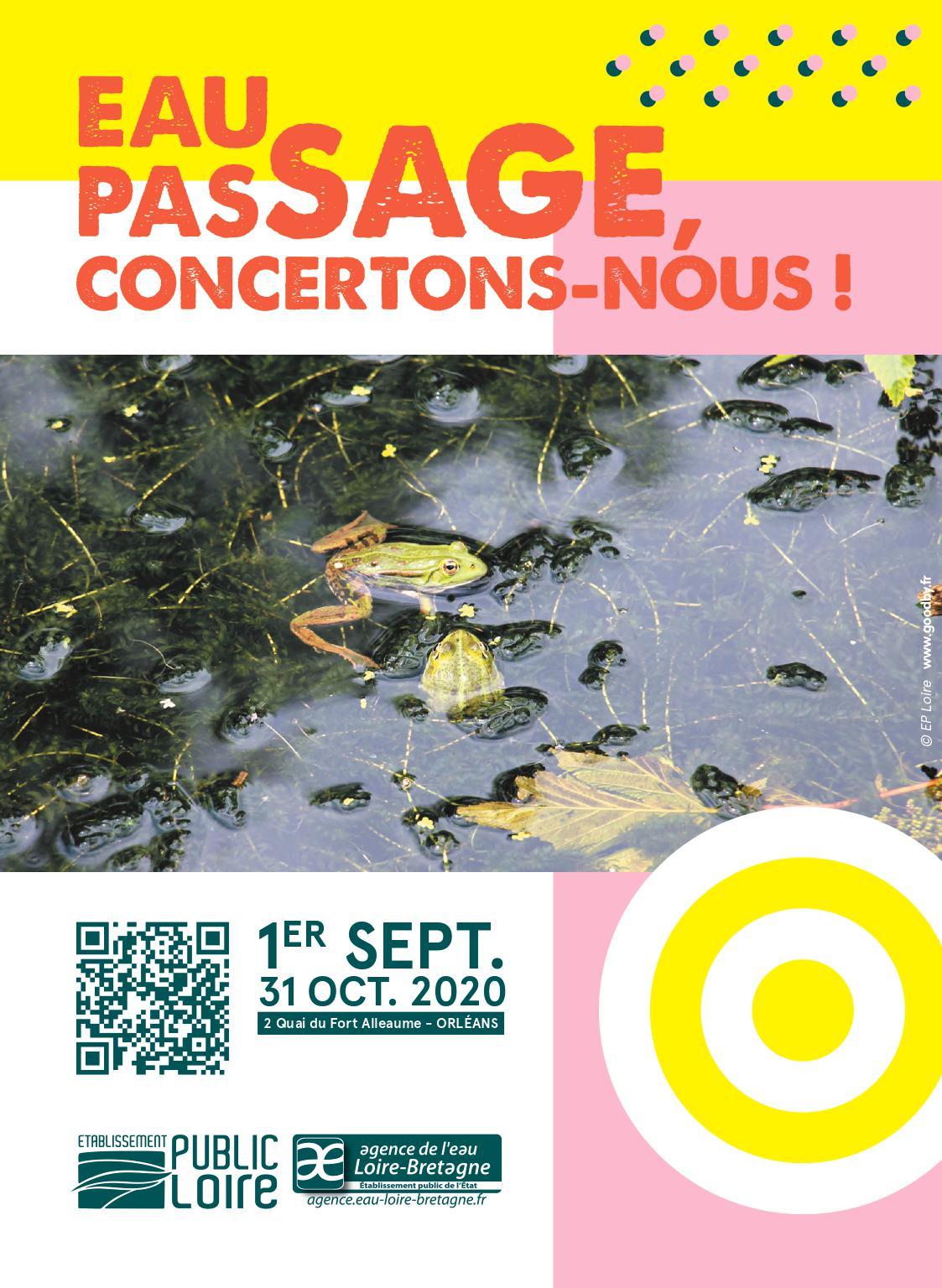 expo EPTB à Orléans 2020