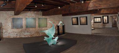 Poussez les portes de la galerie Capazza à Nançay