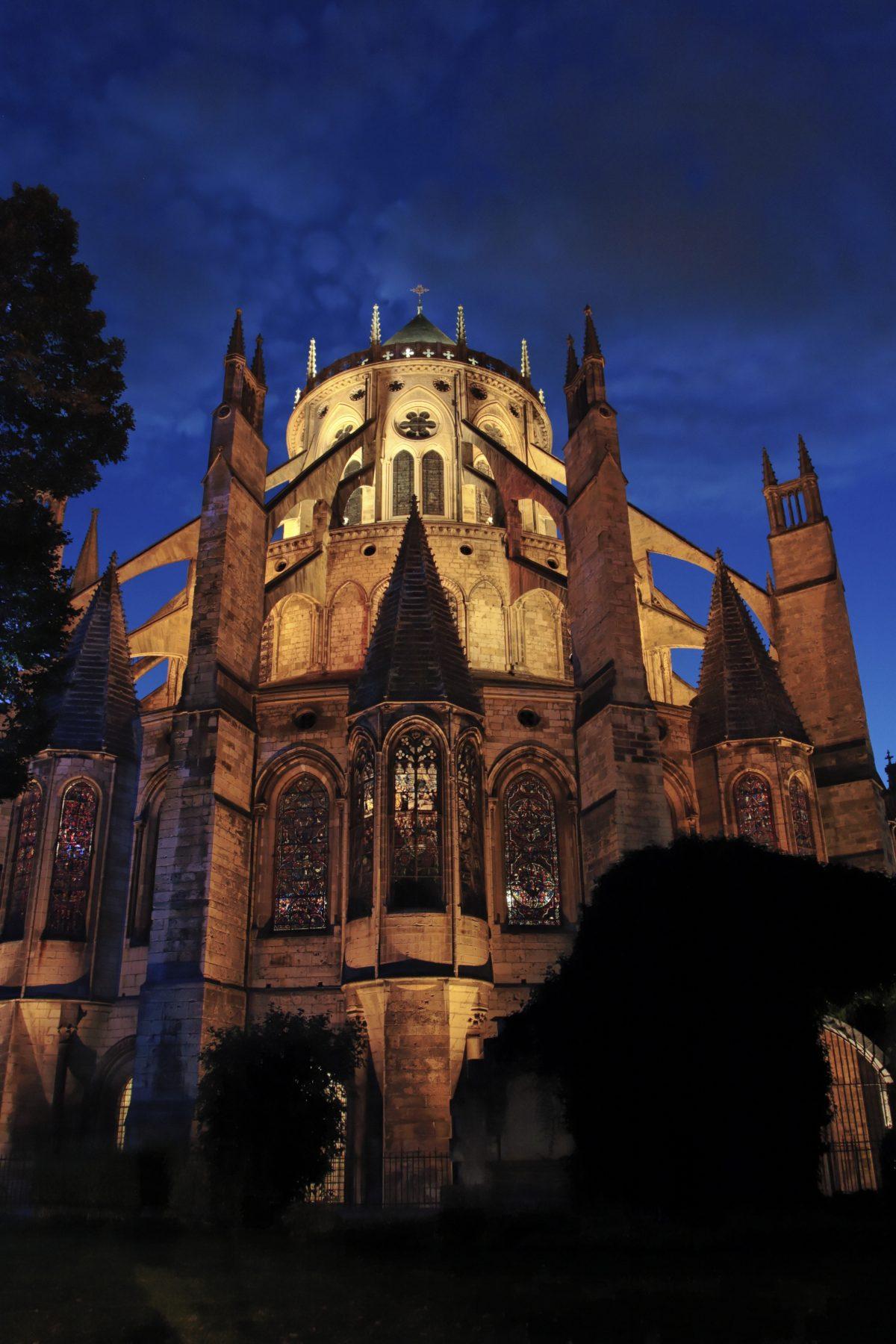 cathédrale de Bourges