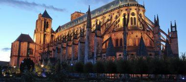 Découvrez la cathédrale de Bourges