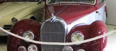 Visite au musée rétromécanique de Vailly-sur-Sauldre