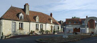 Au sud de Bourges, découvrez Dun-sur-Auron !