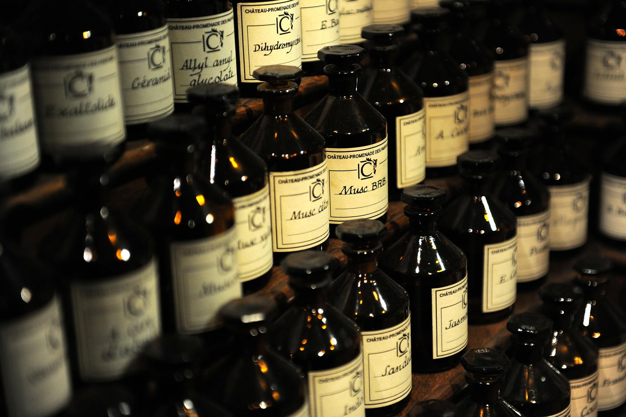Parfums chateau de chamerolles