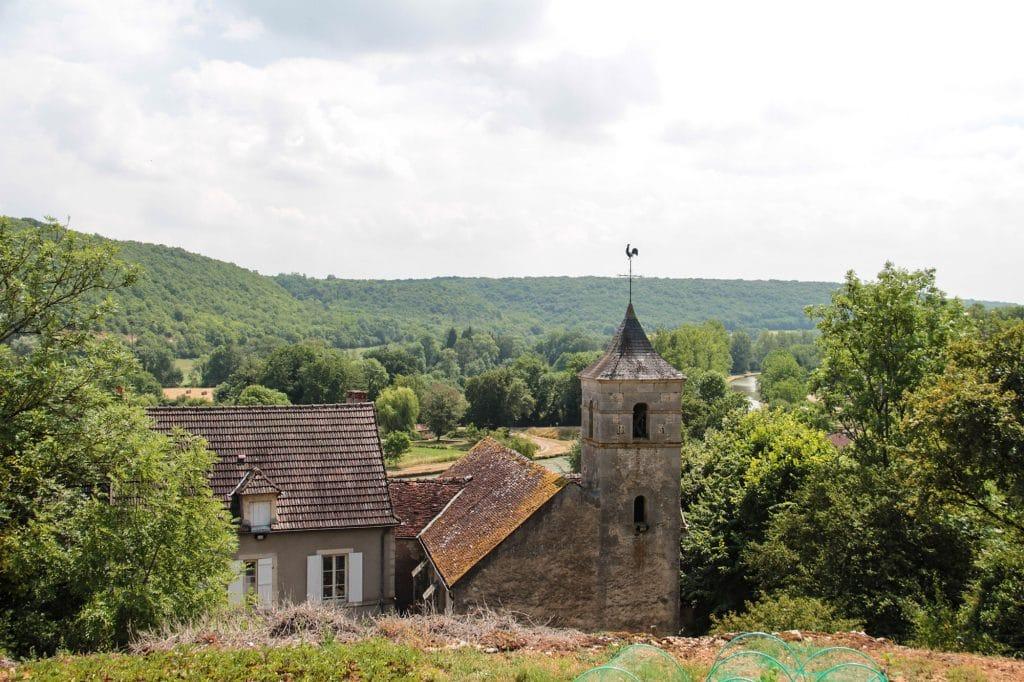 Tannay et canal du Nivernais