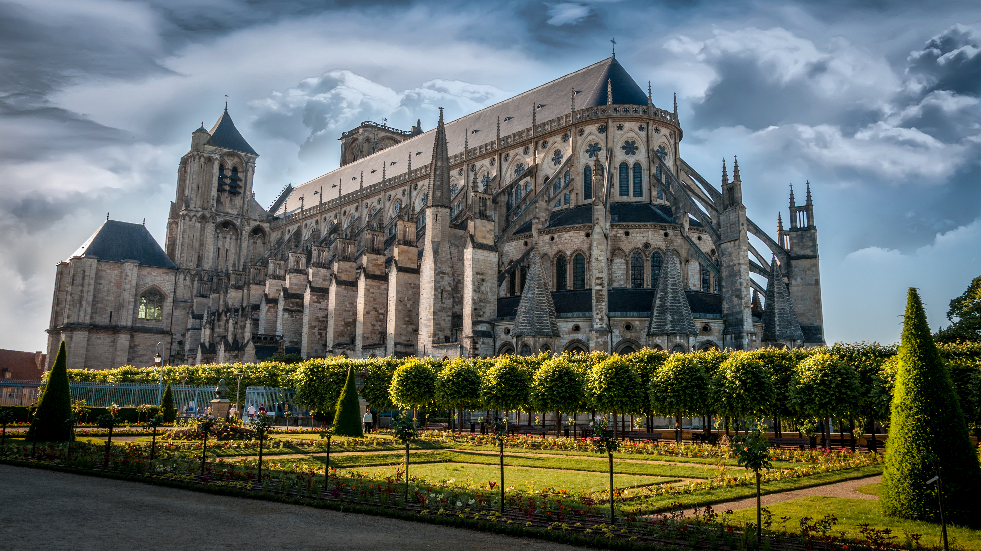 Bourges © Guillaume Commin