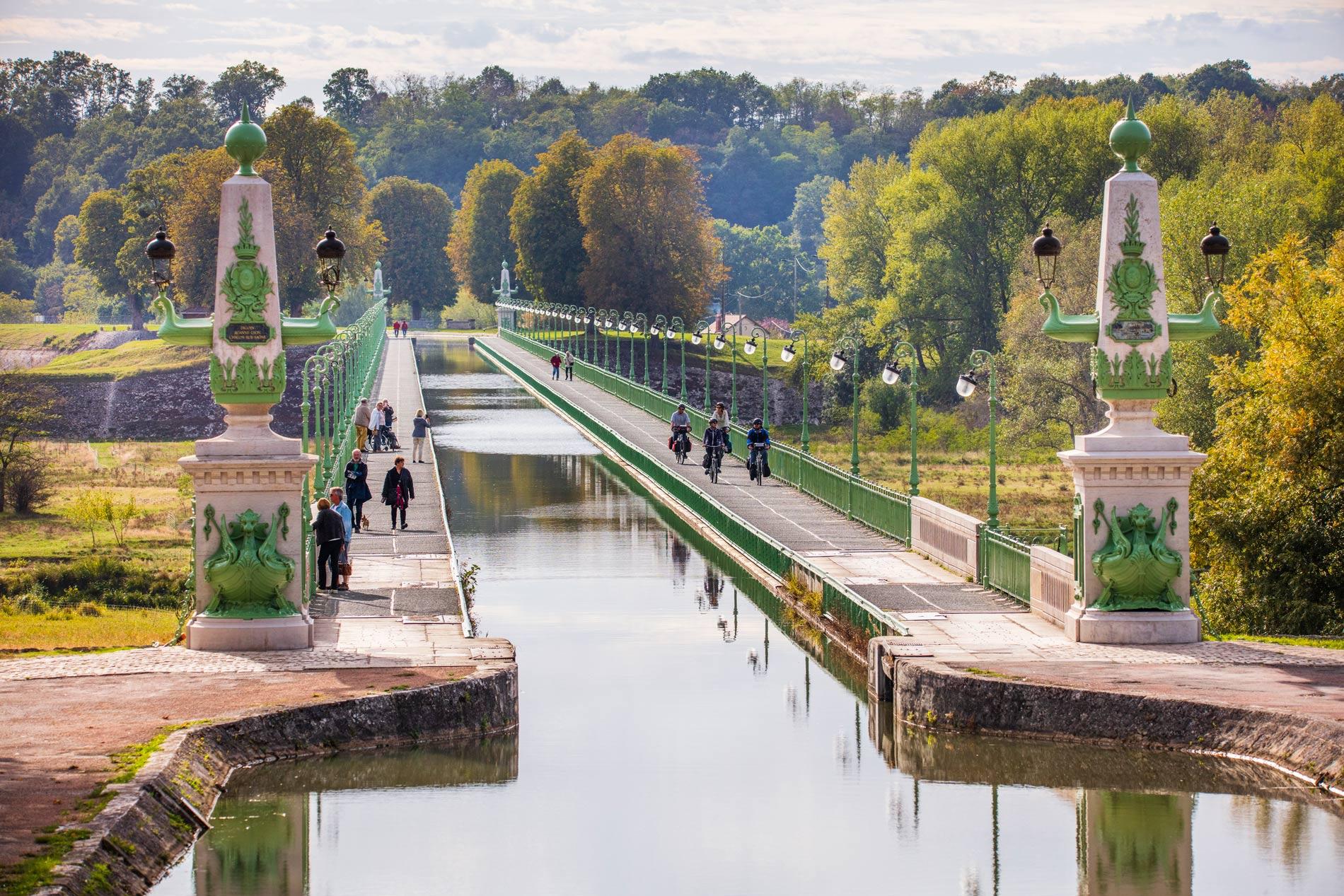 Loire à vélo Briare