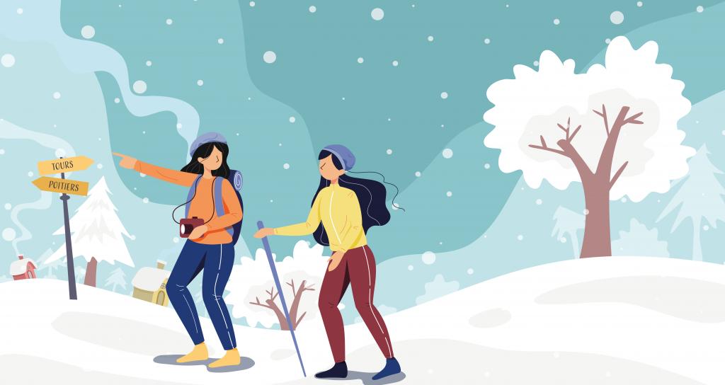 sortie hiver