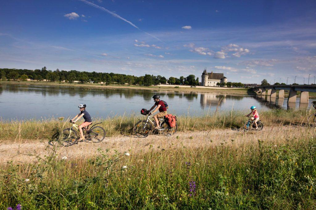 Loire à vélo Sully