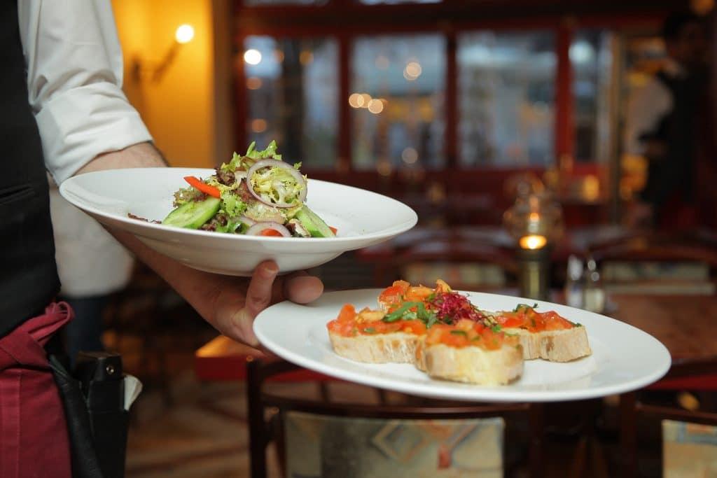Bib Gourmand Restaurants Val de Loire 2021