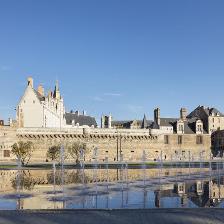 château des ducs nantes