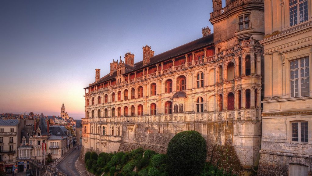 Château royal de Blois - L. de Serres