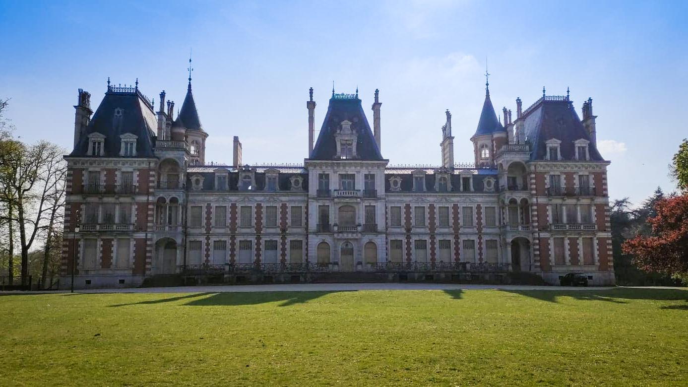 Parc du Château de Charbonnière