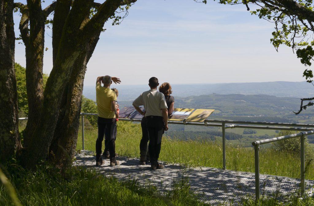 Musée de Bibracte au sommet du Mont Beuvray