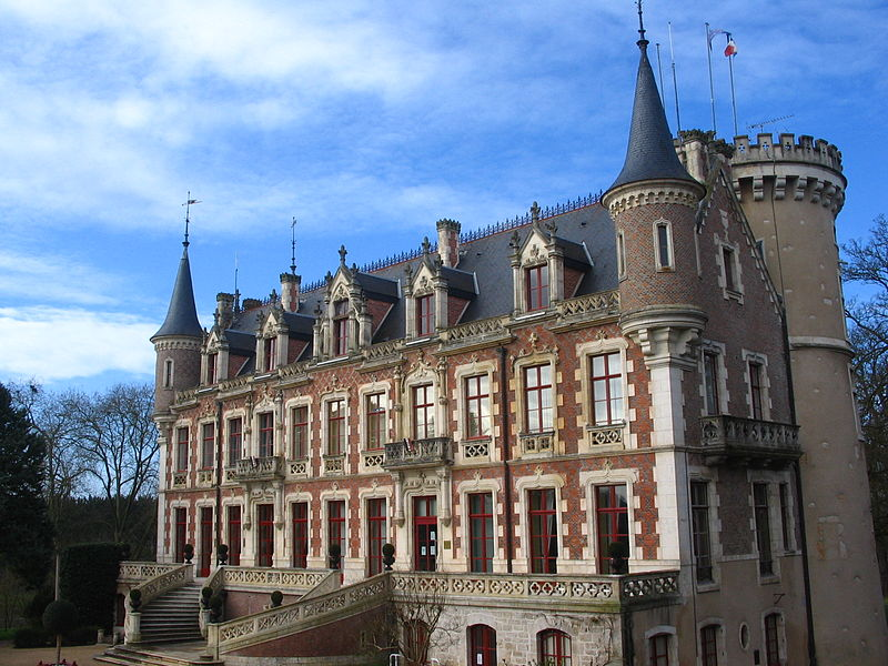 château saint florent du cher