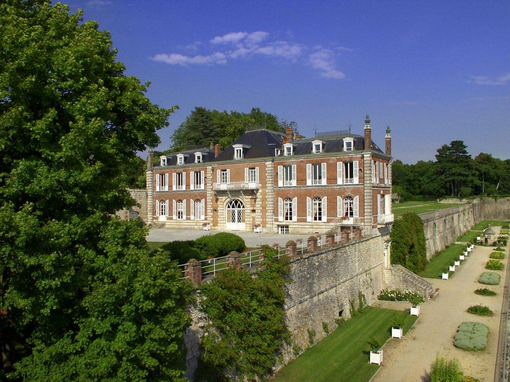 château de châtillon-coligny