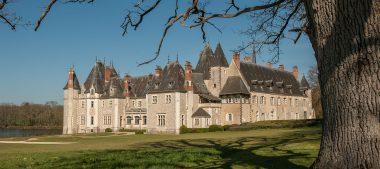 Le château de la Verrerie, demeure de famille en Berry
