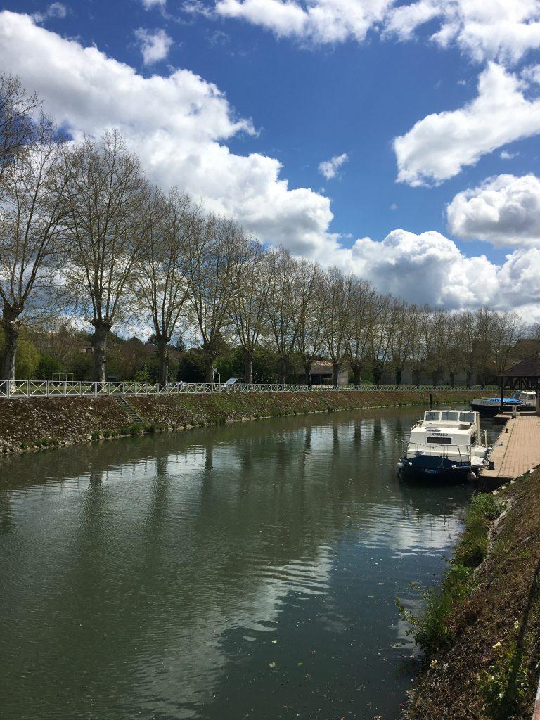 canal de briare châtillon-coligny