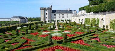 Réouverture des châteaux de la Loire !