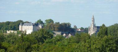 Découvrez Châteauneuf-sur-Cher, son patrimoine historique et ses activités nautiques !