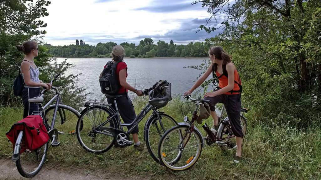 Échappées à Vélo à Saint-Jean-le-Blanc
