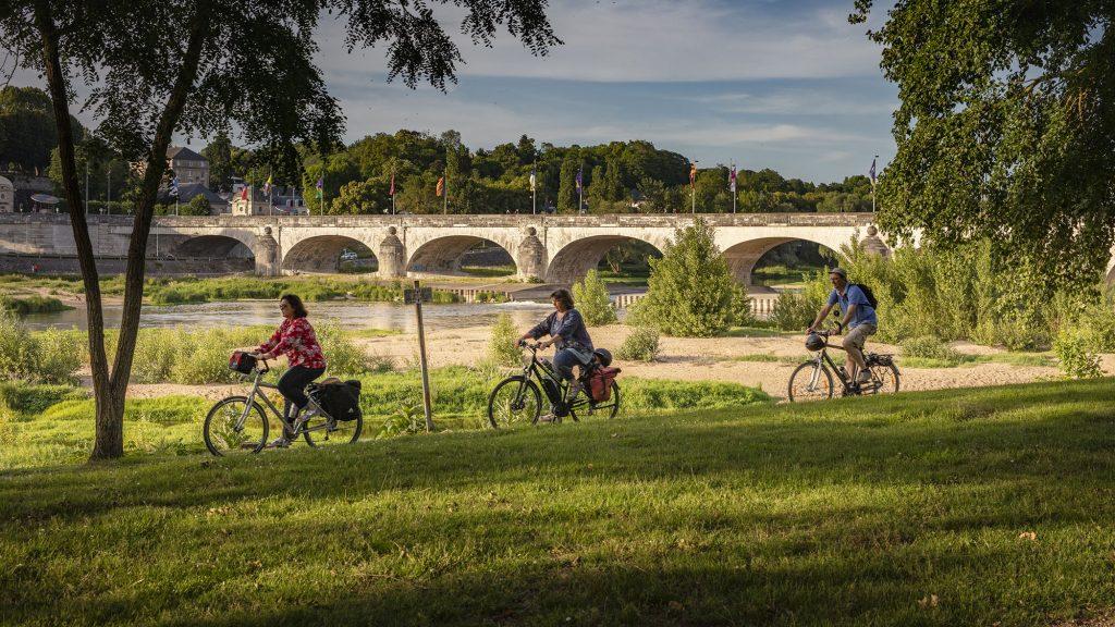Echappées à Vélo à Tours