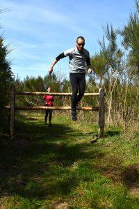 Parcours d'obstacles Loisirs Loire Valley - Saut