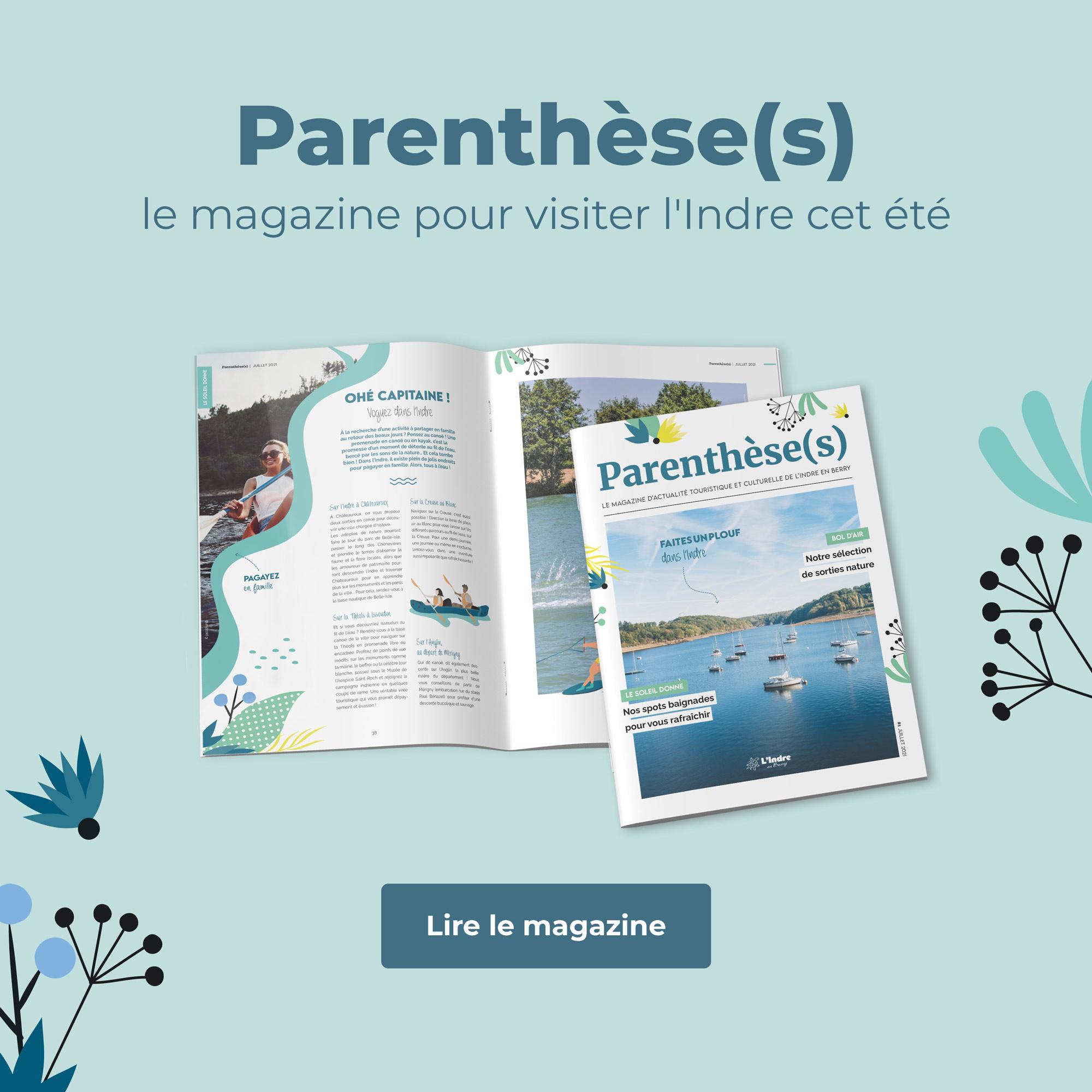 Magazine A2I
