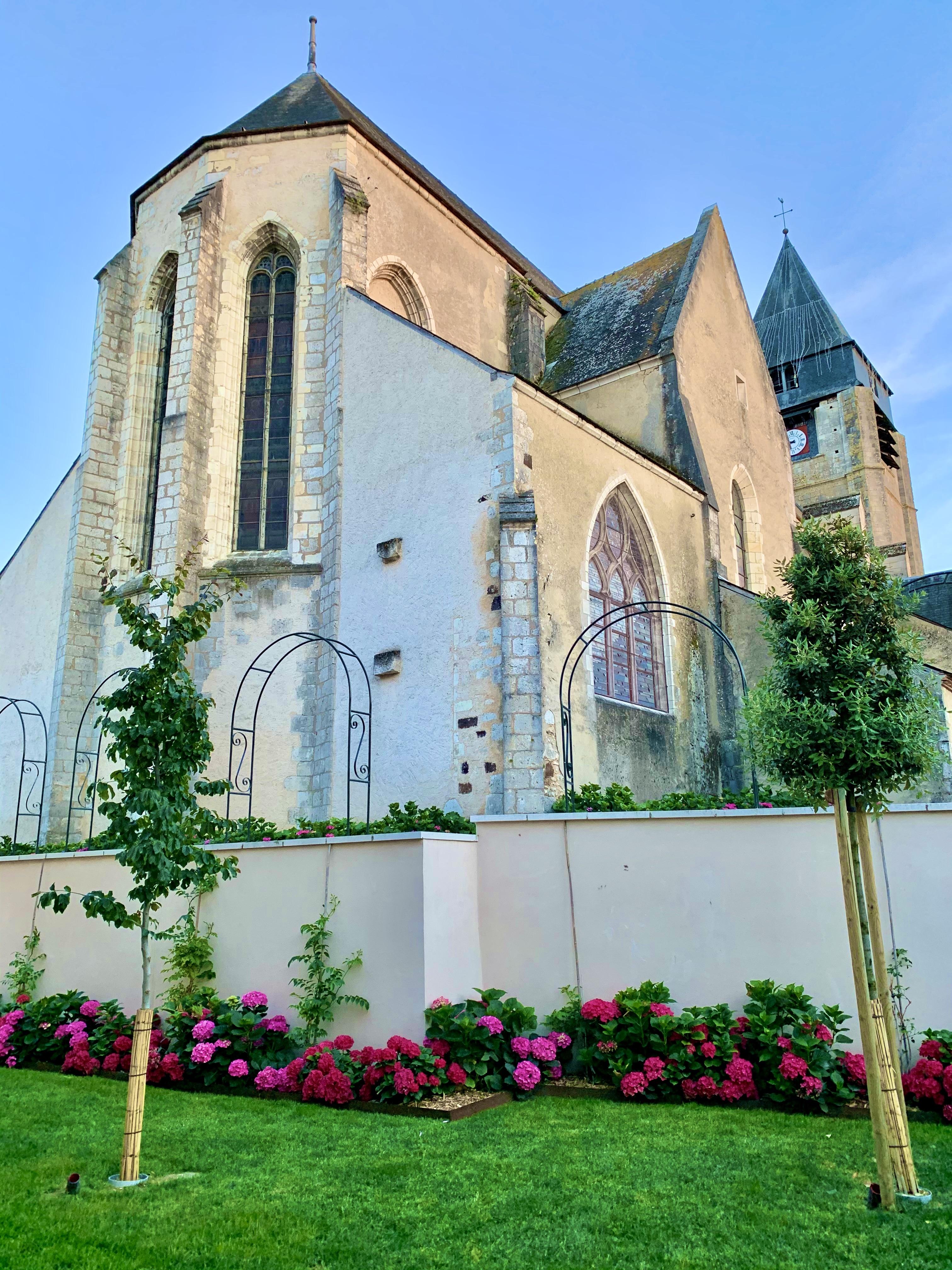 église Aubigny-sur-Nère