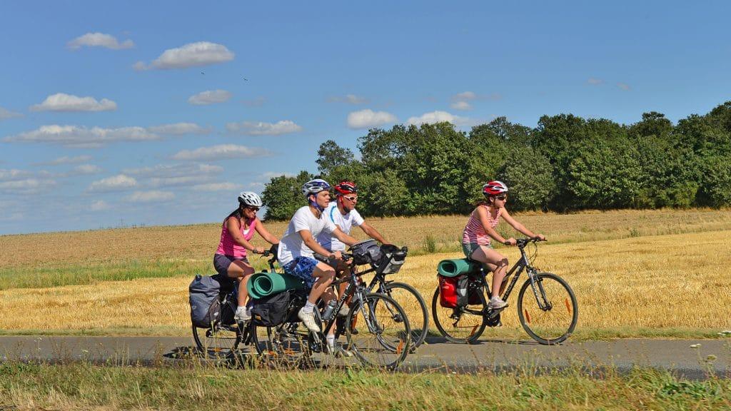 Echappée à Vélo en Beauce