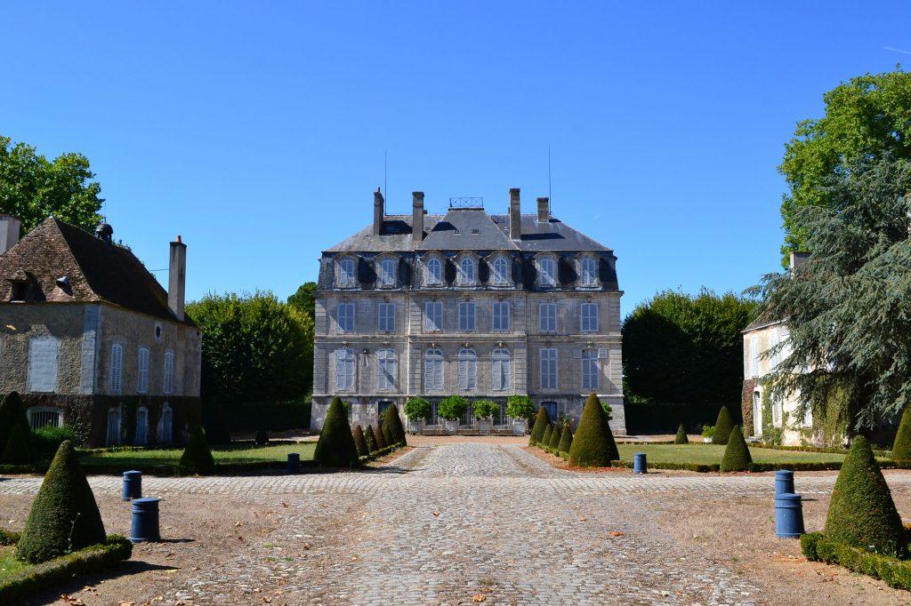 chateau de meslay