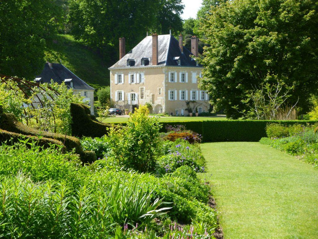 jardins du plessis sasnieres