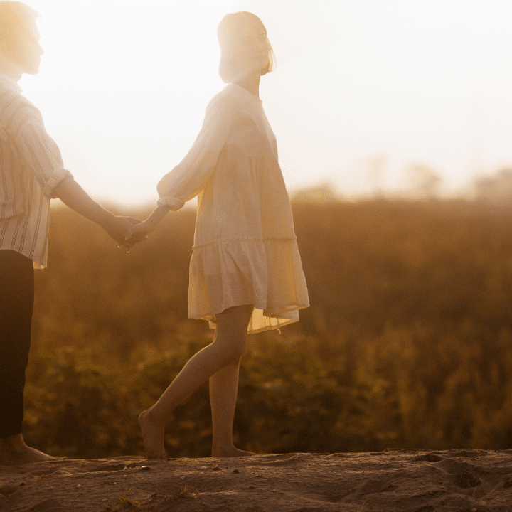 escapade romantique en amoureux