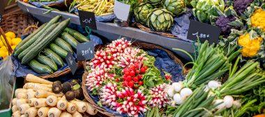 Faites le plein de produits locaux au marché de Sancoins