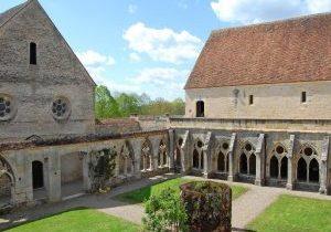 Noirlac Abbaye Face Ouest
